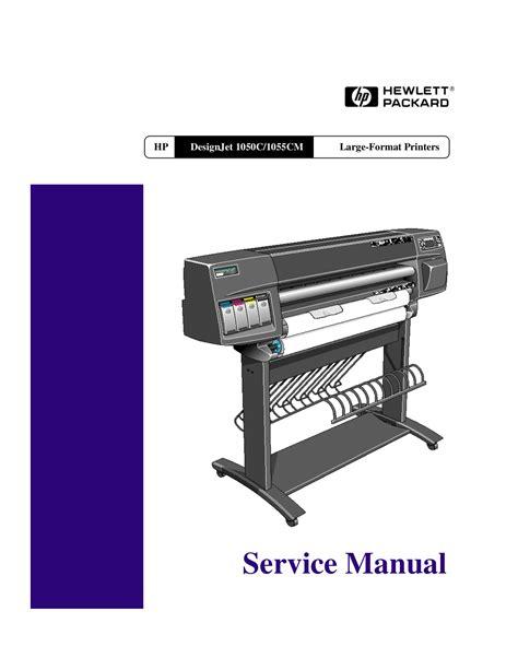 free designjet download free pdf for hp designjet 1055cmplus printer manual