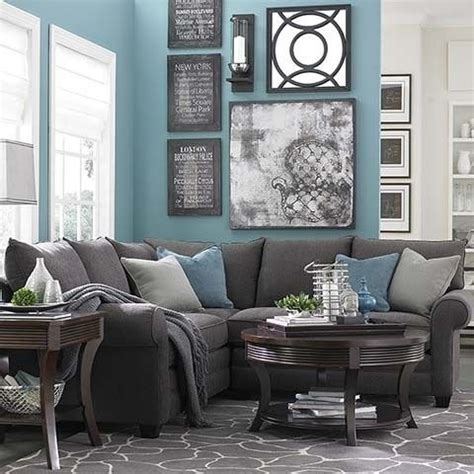 grey couch living room design decoration