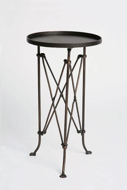 small metal outdoor end tables metal accordion side table eclectic side tables and