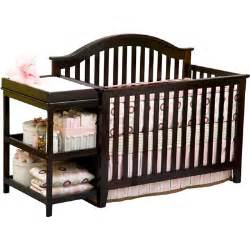 Convertible Cribs With Attached Changing Table Baby Crib With Changing Table Attached 2017 2018 Best Cars Reviews