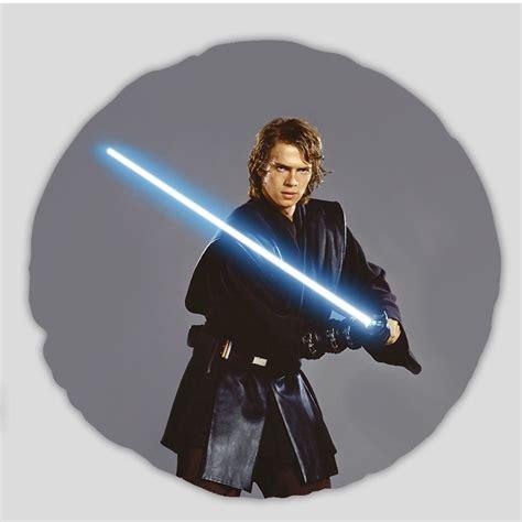 imagenes navideñas star wars almofada redonda star wars anakin skywalker lightsaber
