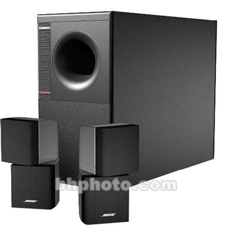 bose demo acoustimass 5 series iii home theater speaker 21725