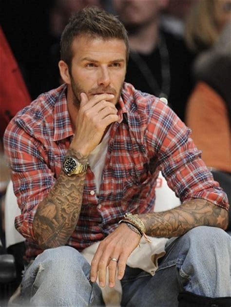 david beckhams stylish tattoos designs 15 stylish david beckham designs styles at