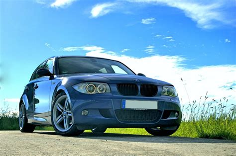 Bmw 1er Diesel Laufleistung by E87 M Paket Lemans Blau 1er Bmw E81 E82 E87 E88