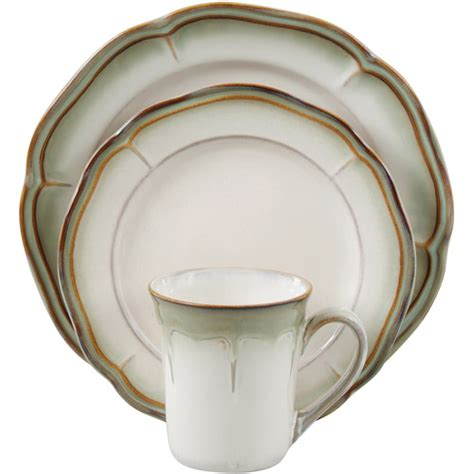 better homes and gardens simply fluted 16 dinnerware