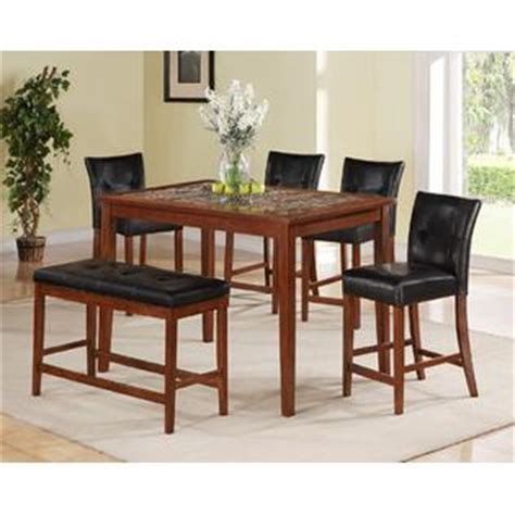 Sears Dining Table Set Faux Marble Dining Table Set Dine Well With Sears