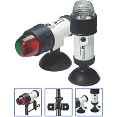 innovative lighting navigation lights led battery operated navigation lights innovative