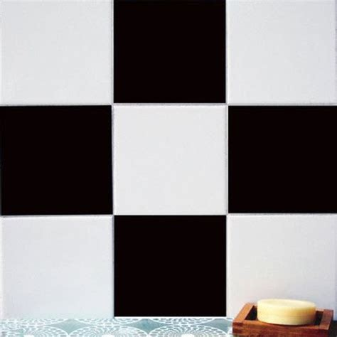 Bathroom Tile Transfers B Q 26 Black Bathroom Tile Stickers Ideas And Pictures