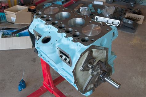 Post 38 Land Rover Series 3 Engine Rebuild