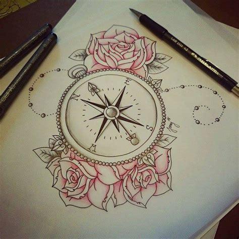 compass tattoo uk the 25 best compass rose tattoo ideas on pinterest