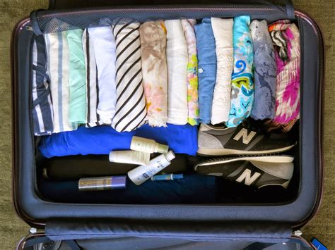 best way to pack a suitcase diagram packing tips and tricks term apartment dc