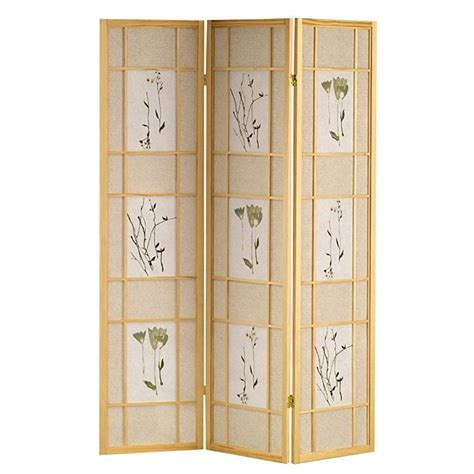 room dividers home depot home decorators collection 5 83 ft 3 panel room divider r5442 the home depot