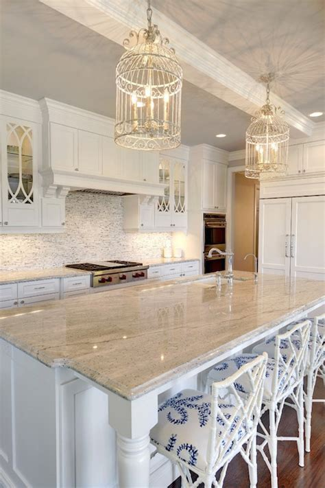 White And Grey Granite Countertops by Gray And White Granite Countertops Transitional