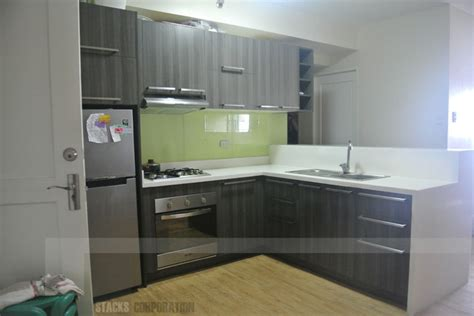 metropolitan home kitchen design modular kitchen cabinets in sta mesa manila philippines