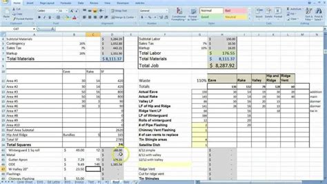 House Cost Estimator Spreadsheet by Home Builder Cost Estimator Home Building Cost Estimate