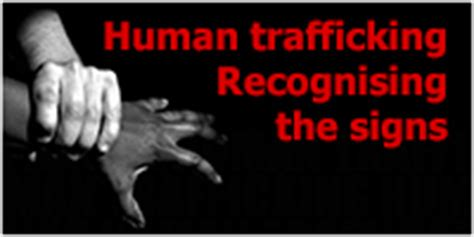 human trafficking handbook recognising the salvation army international anti trafficking recognising the signs