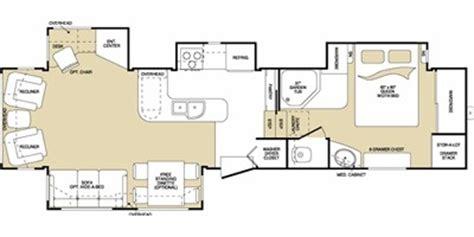 Montana Fifth Wheel Floor Plans by 2008 Keystone Rv 2008 Keystone Reviews Prices And Specs