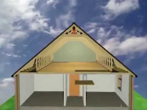 Prefabricated Roof Trusses roof space structural overview www jgm ni com youtube