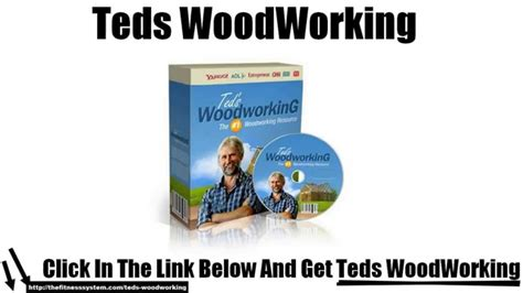 teds woodworking review  plans  book   youtube