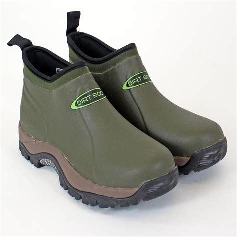 dirt boot dirt boot neoprene wellington pro sport ankle muck boot