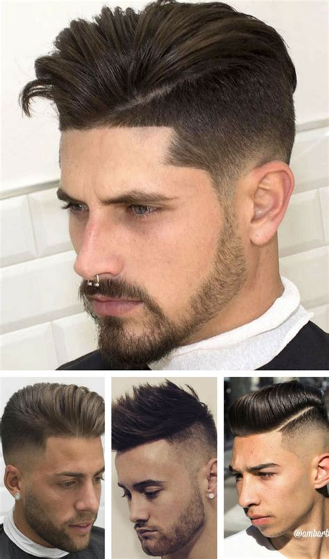 male hairstyles and their names types of haircuts men haircut names with pictures atoz
