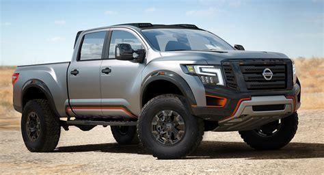 nissan truck 2016 2016 nissan titan warrior concept picture 661582 truck