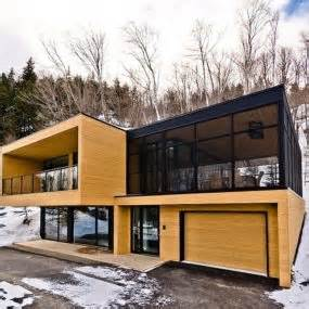 Modern House Design Mountain Home By Robbins Mountain Homes Ideas Trendir
