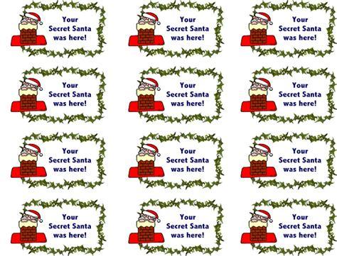 secret riddles 9 best images of printable secret santa riddles