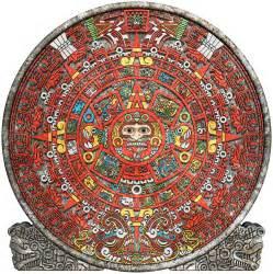 mayan colors the mayan calendar calendars