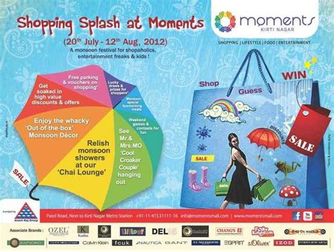 Home Decor Online Shopping Sites shopping splash at moments a monsoon festival for
