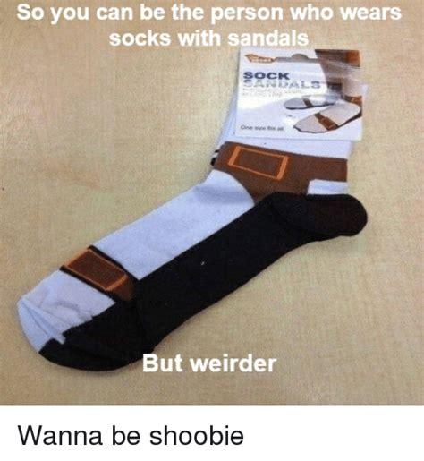 Meme Socks - 25 best memes about wearing socks with sandals wearing