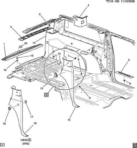cadillac escalade parts diagram 2007 cadillac escalade parts diagram cadillac auto parts