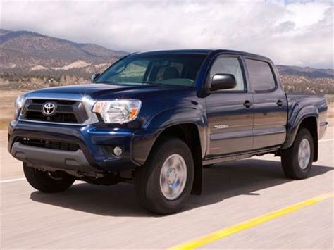 2014 toyota tacoma double cab | pricing, ratings & reviews