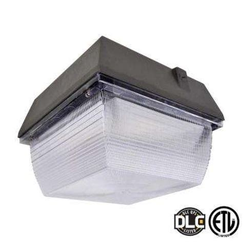 ceiling light canopy cover area lights commercial lighting the home depot