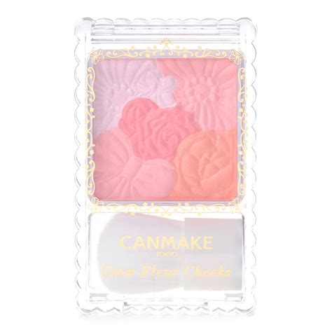 Canmake Highlighter 05 canmake glow fleur highlighter 01 planet