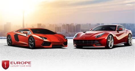 Lamborghini Vs F16 Match On F12 Berlinetta Vs Lamborghini Aventador