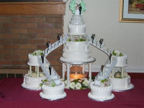 Wedding Cakes With Stairs by 84 Wedding Cakes With Fountains And Stairs 194 B Rental