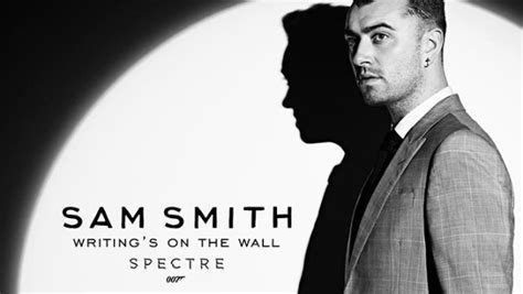 theme song james bond spectre sam smith s bond theme song is as bond as bond gets spin