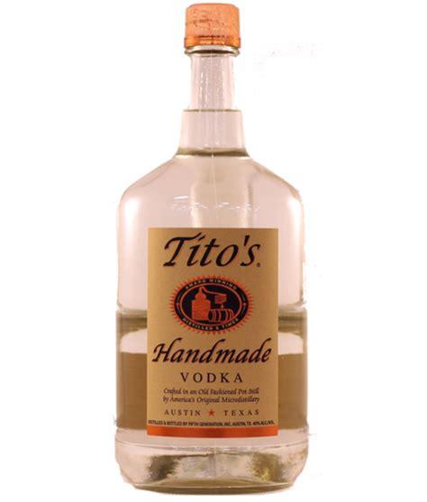 Tito S Handmade Vodka - tito s handmade vodka s liquor barn