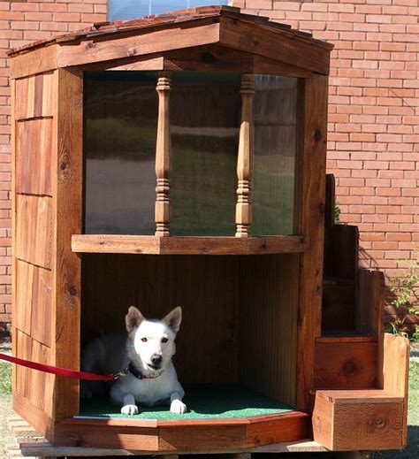 sty building his dog house 15 amazing dog houses home design garden architecture blog magazine