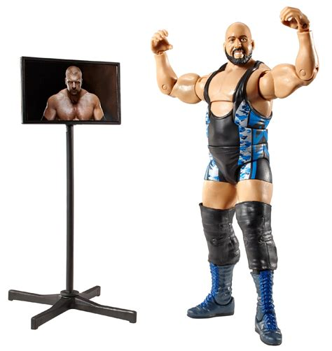 kmart wwe wrestlers wwe bhk00 elite figure big show kmart