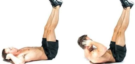 effective upper abdominal exercises