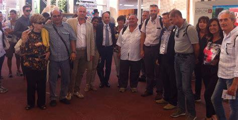 il presidente della provincia casadio ringrazia la regione per la giorgio erbacci di faenza ha aperto la giornata del