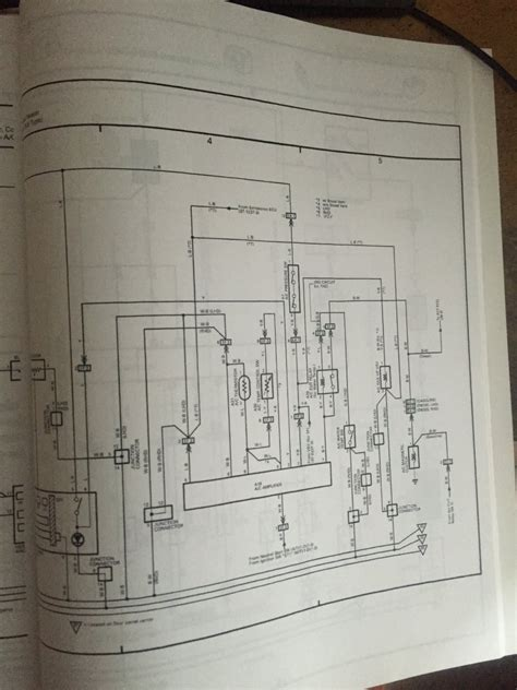 hilux air conditioning wiring diagram wiring diagram manual