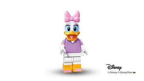 Lego Minifigures Disney Series Desy Duck duck characters minifigures lego