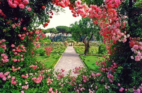 rosse roma rome s garden 2018 wanted in rome