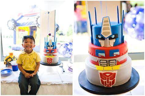 Cricut Cartridge Home Decor transformers birthday party pizzazzerie