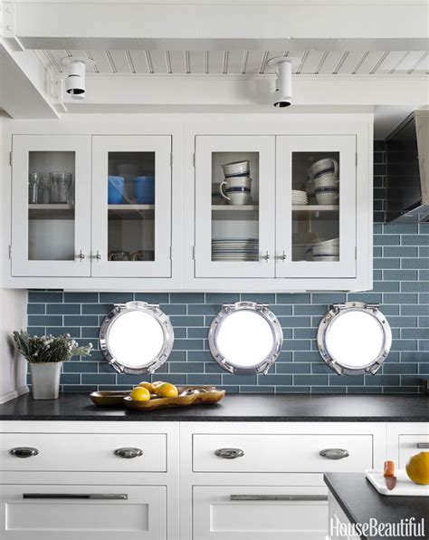 best 25 nautical kitchen backsplash ideas on