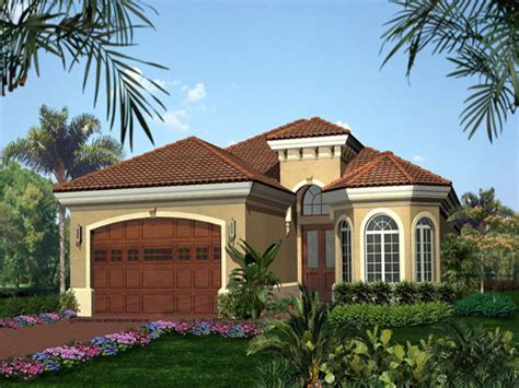 spanish villa style homes small spanish home plans