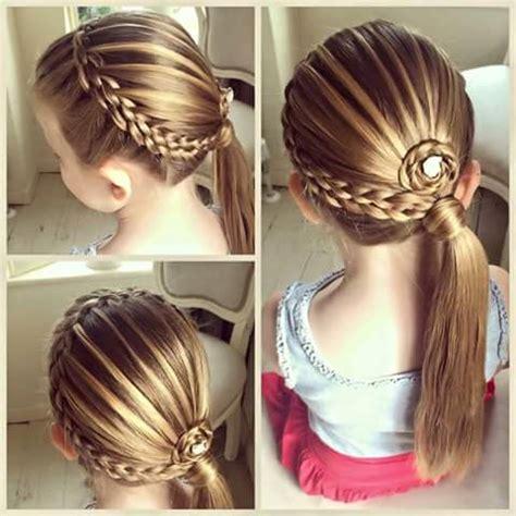 أحدث تسريحات شعر للأطفال .. أنيقة و بأفكار رائعة